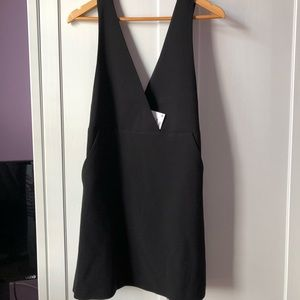 NWT H&M Contemporary Overall Dress